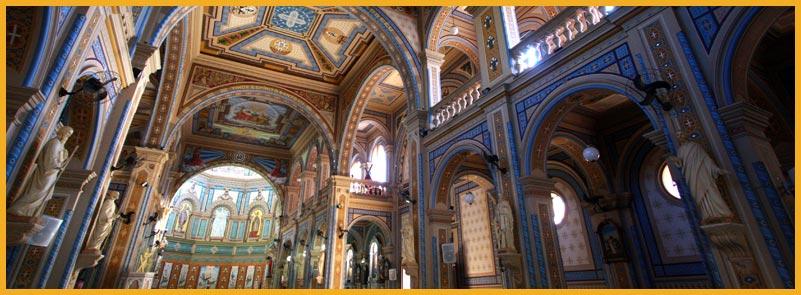 Catedral do Divino Espírito Santo em Barretos