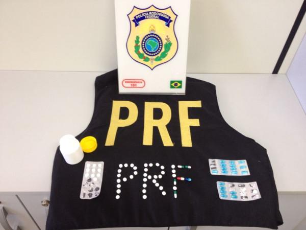 RebiteS apreendidoS pela PRF