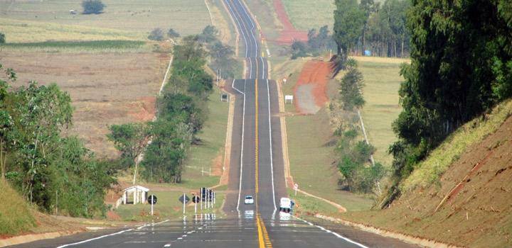 Estrada Boiadeira será inaugurada hoje no Paraná