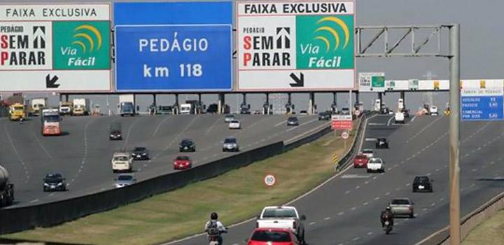 Resultado de imagem para PEDÁGIO FAIIXA SEM PARAR