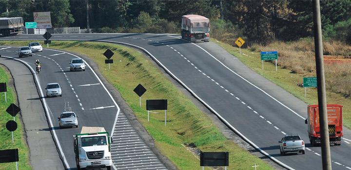 Contorno Norte de Curitiba está mais seguro com conclusão de terceiras pistas