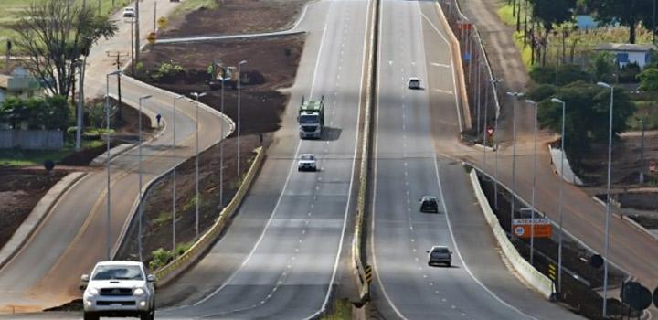 Duplicação de trecho da BR-277 no Paraná diminui em 38% os acidentes