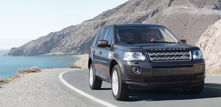 Land Rover Freelander 2 convocado para recall por risco de incêndio