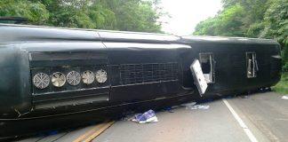 Faixas refletivas no teto de veículos pesados podem salvar vidas