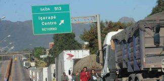 Divisão entre motoristas enfraquece greve prevista dos caminhoneiros