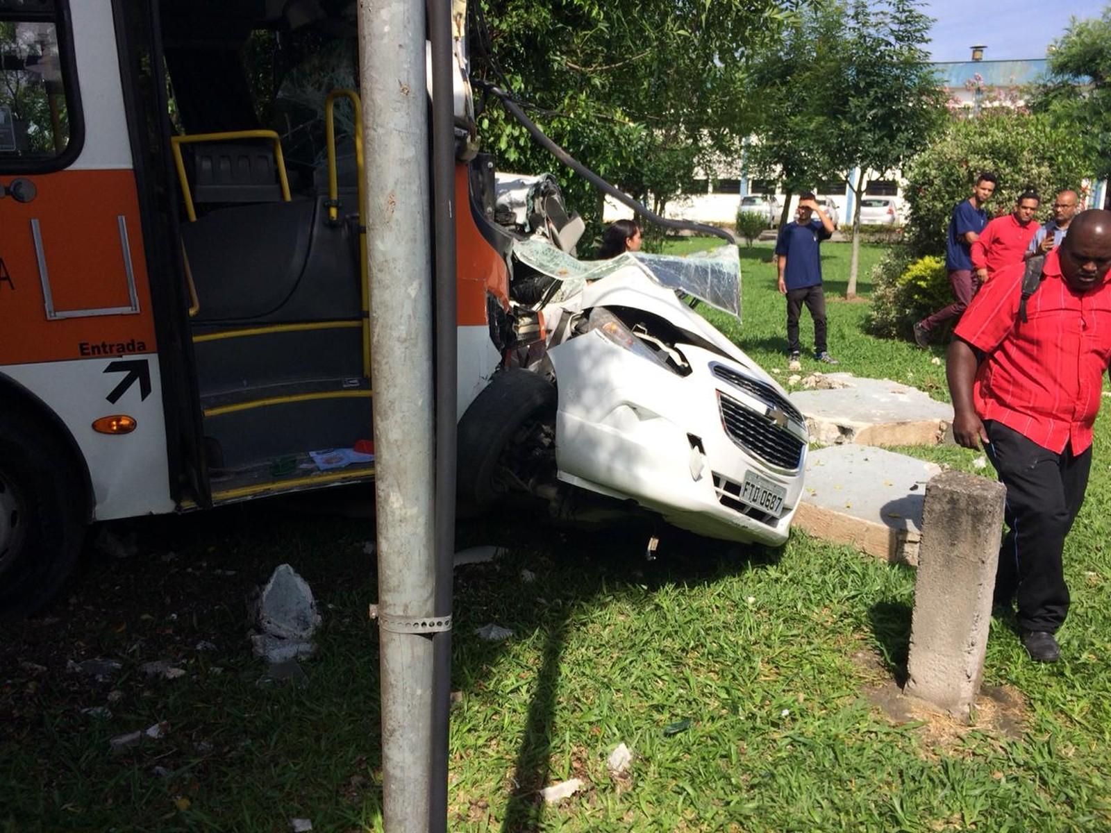 Número de acidentes cresceu 12% no DF de janeiro a outubro de 2018