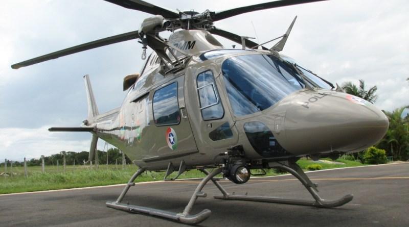 Polícia Rodoviária Federal adquire helicóptero Koala para compor a frota da DOA