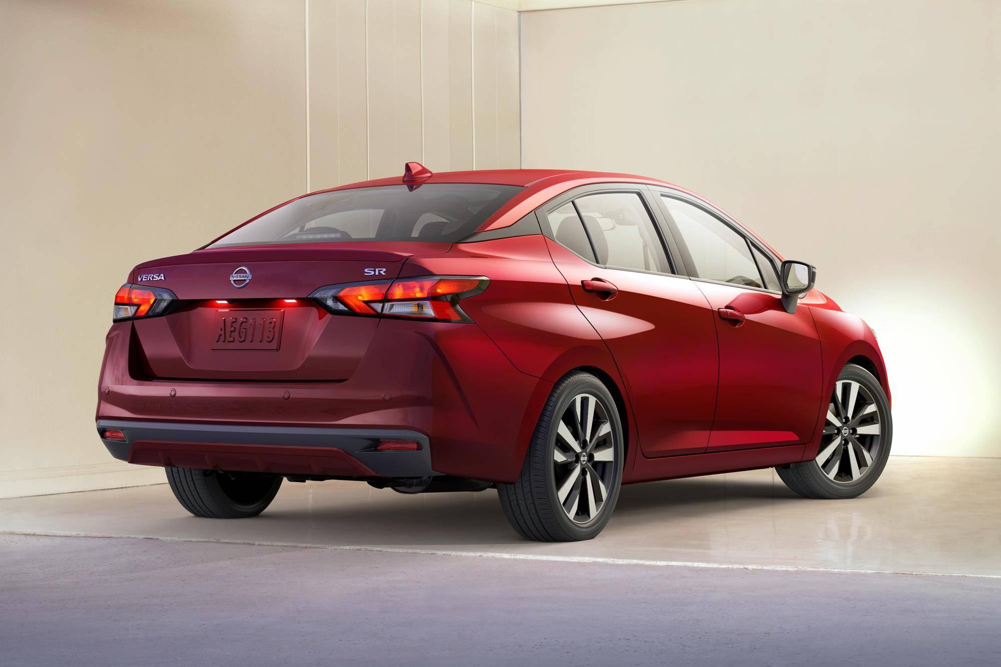 Estradas | Nissan Versa 2020 chega com uma 'mistura' de ...