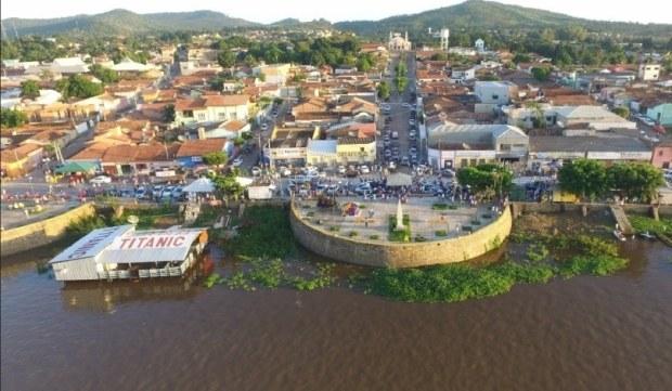 São Geraldo do Araguaia Pará fonte: estradas.com.br