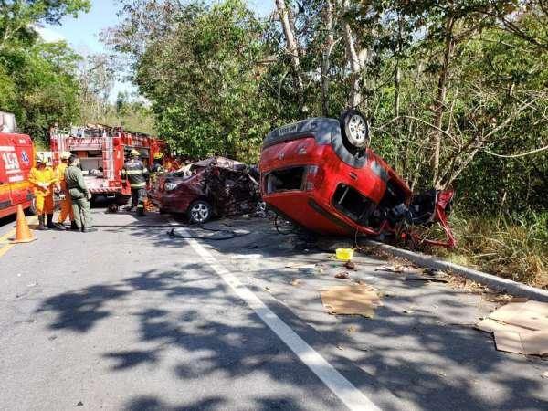 Acidente na BR-104, em União dos Palmares (AL), mata quatro pessoas - Estradas