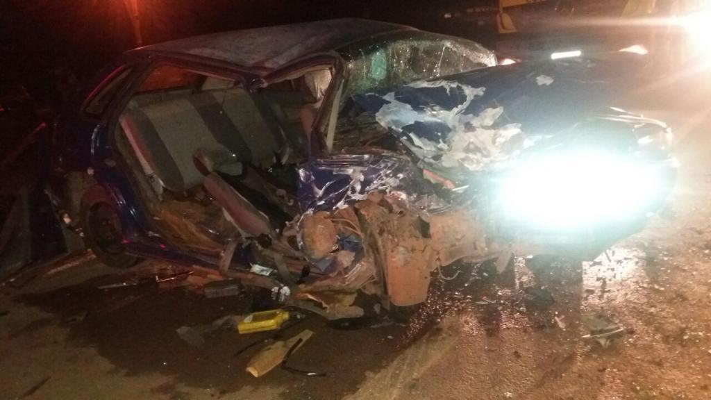 Grave acidente deixa cinco feridos na BR-277 em Guarapuava (PR) - Estradas