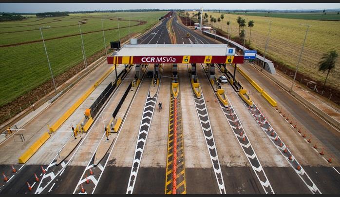 Estradas   Pedágios da CCR MSVia, na BR-163, não terão aumento